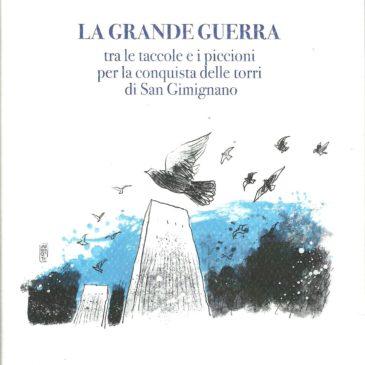 """""""La grande guerra"""" di Marco Lisi letta da Mago Mamò a San Gimignano"""