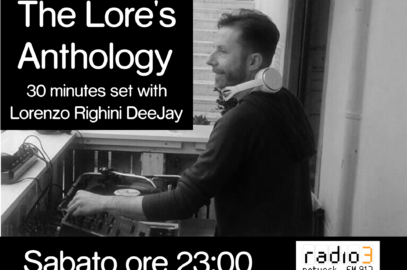Ritorna Lorenzo Righini DeeJay con The Lore's Anthology