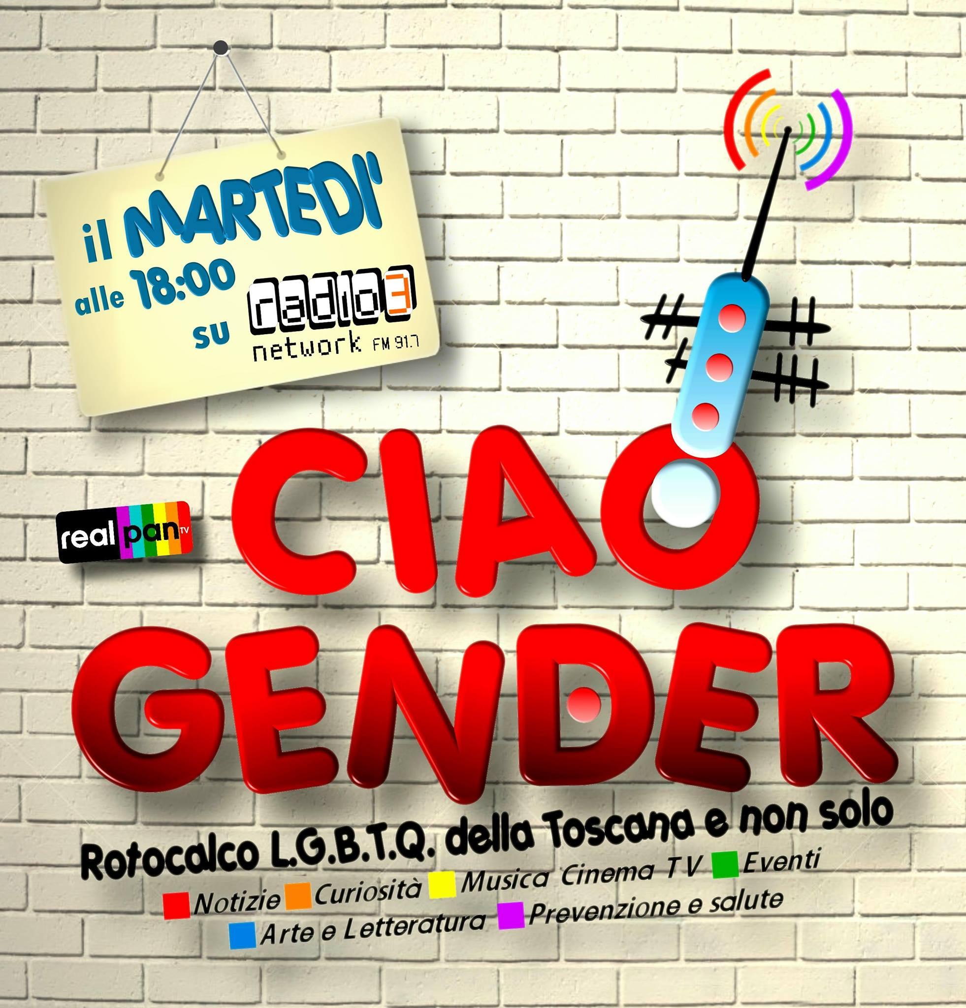 Ciao Gender – Stagione 1 – Puntata 01
