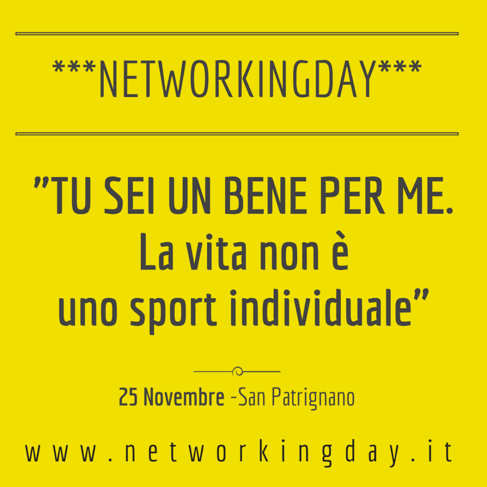 Speciale Networking Day 2017