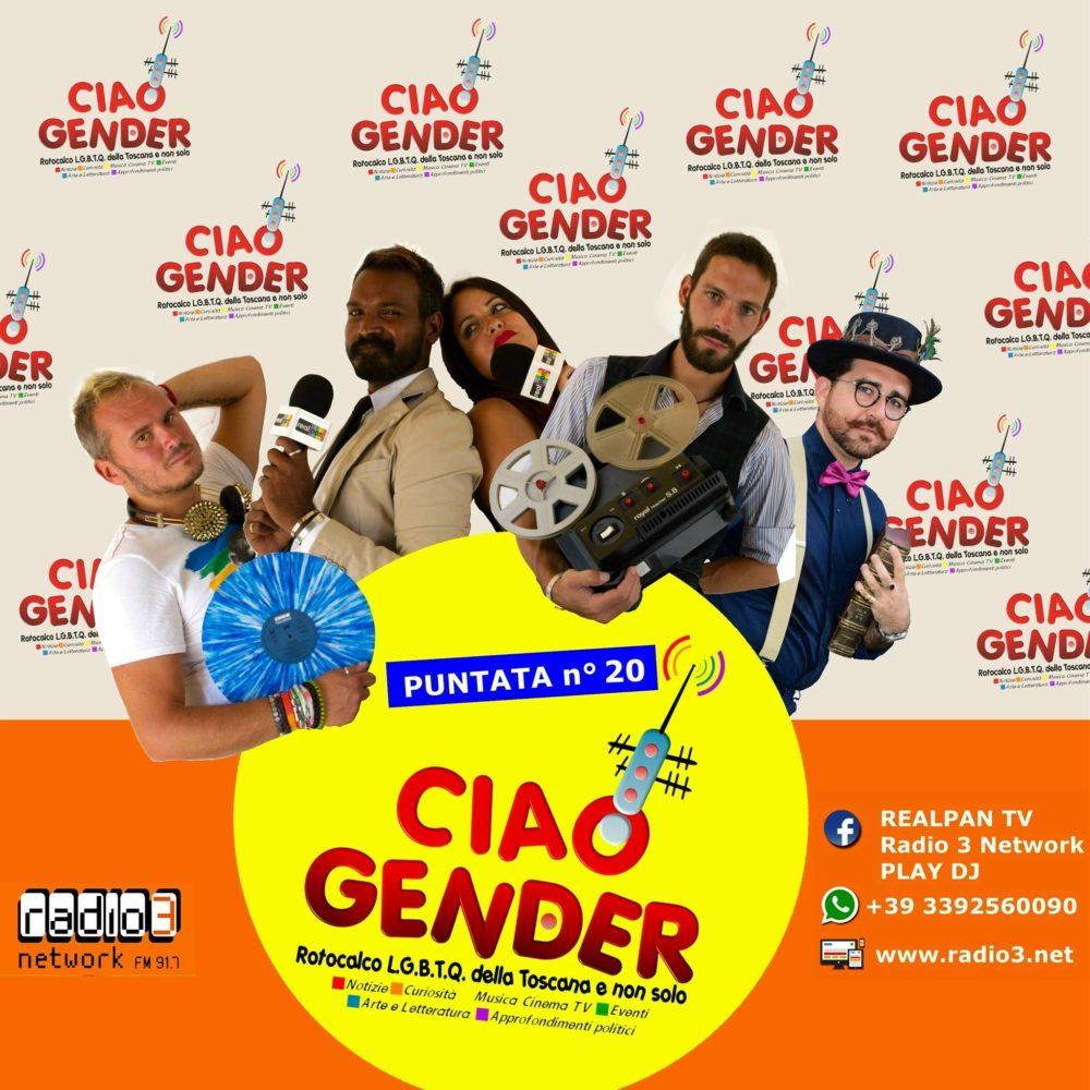 Ciao Gender – Stagione 1 – Puntata 20