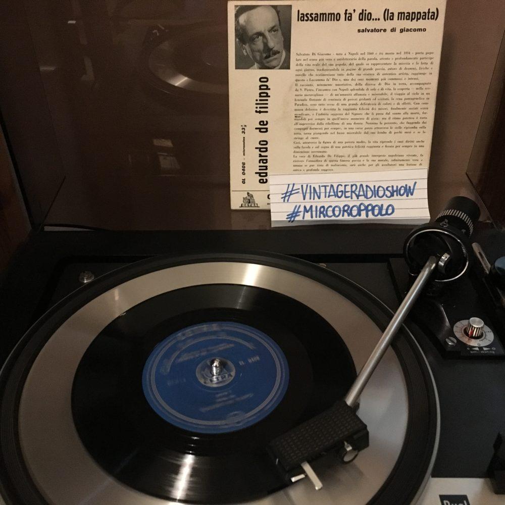 Vintage Radio Show – Puntata 89