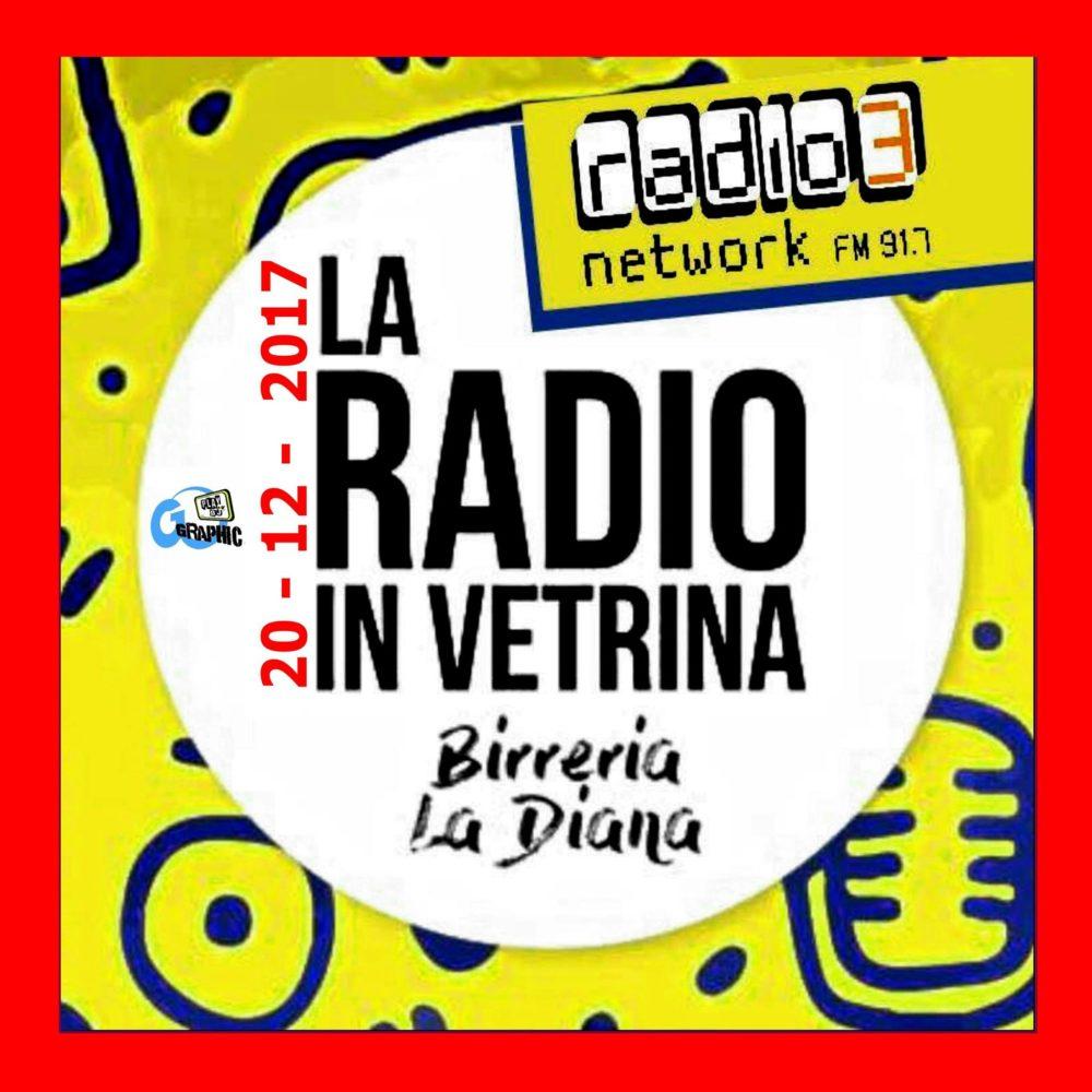 La Radio In Vetrina – Puntata 05 – 20 Dicembre 2017