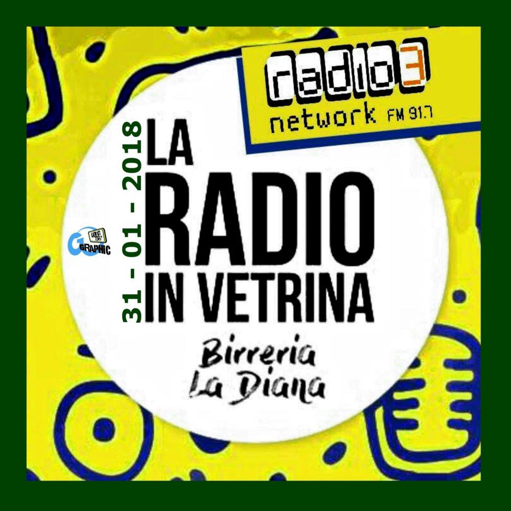 La Radio In Vetrina – Puntata 07 – 31 Gennaio 2018