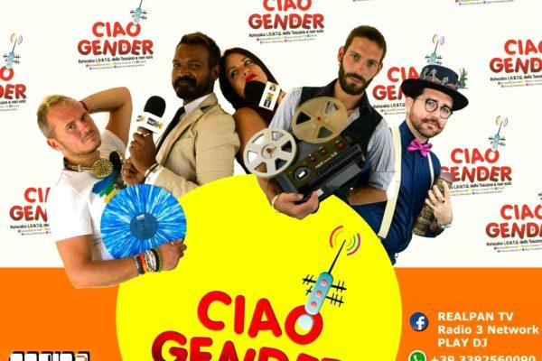 Ciao Gender, la nuova stagione dal 10 Aprile 2018.