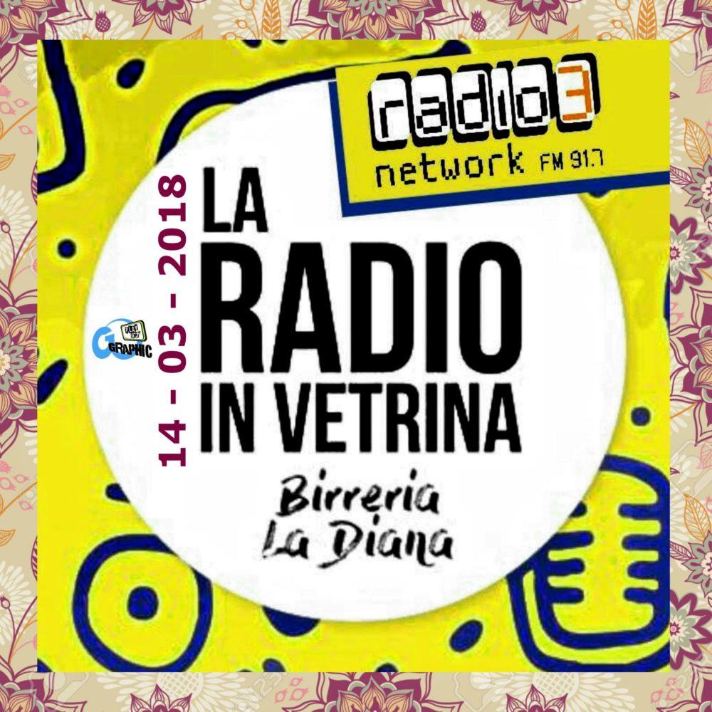 La Radio In Vetrina – Puntata 12 – 14 Marzo 2018