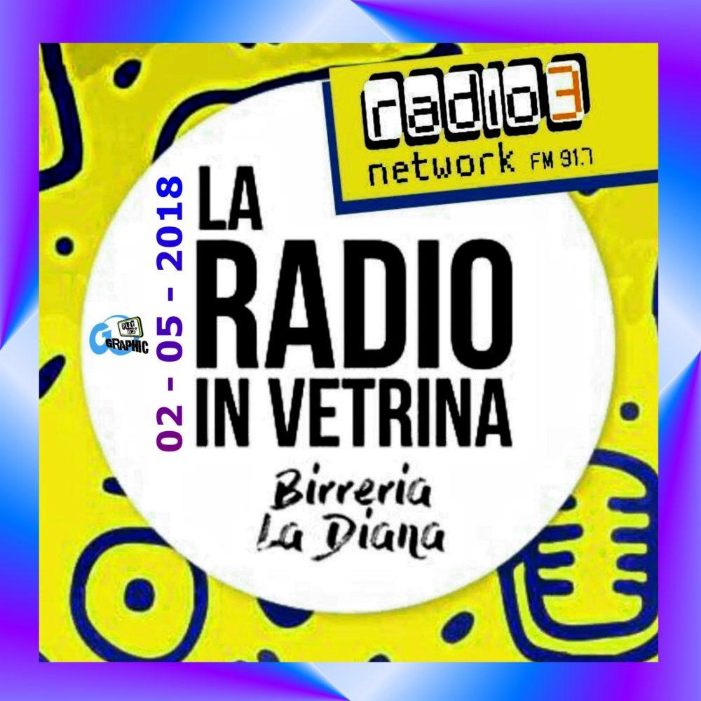 La Radio In Vetrina – Puntata 17 – 2 Maggio 2018