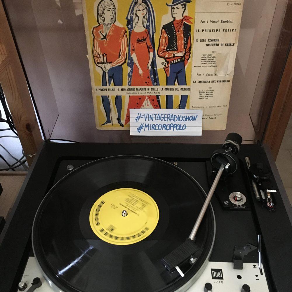 Vintage Radio Show – Puntata 117