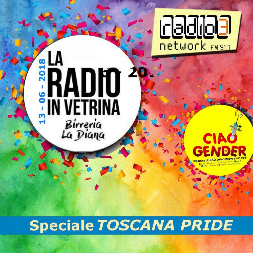 La Radio In Vetrina – Puntata 22 – 13 Giugno 2018