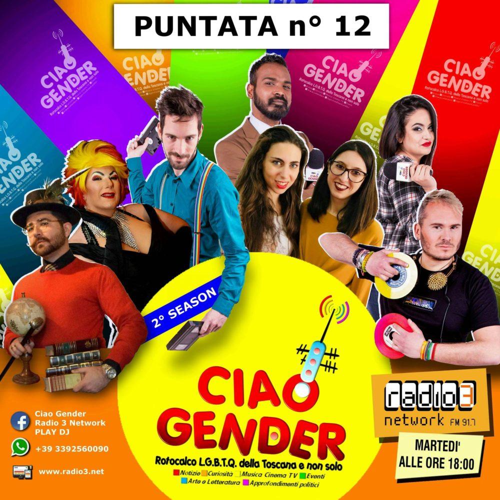 Ciao Gender – Stagione 2 – Puntata 12