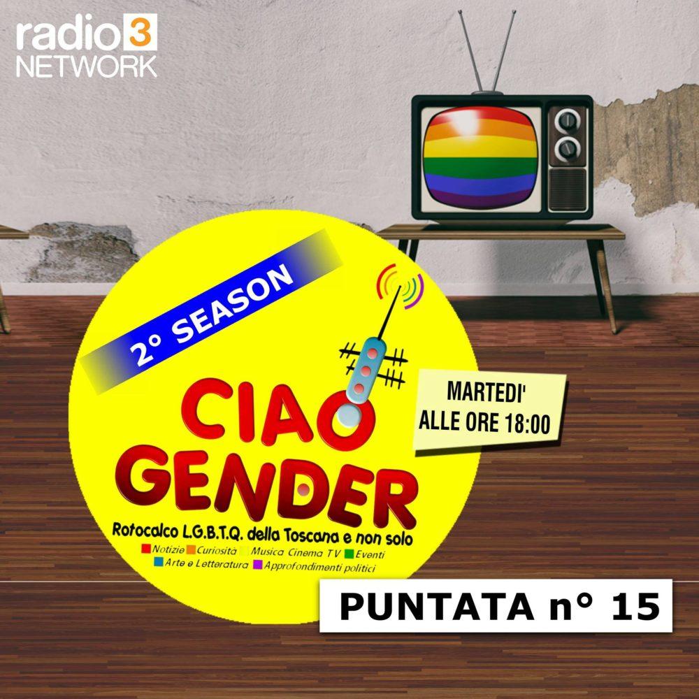 Ciao Gender – Stagione 2 – Puntata 15
