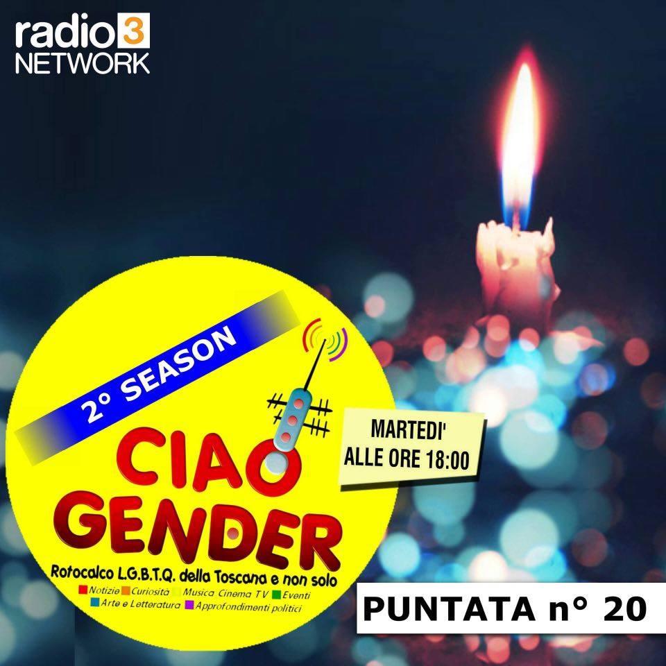 Ciao Gender – Stagione 2 – Puntata 20