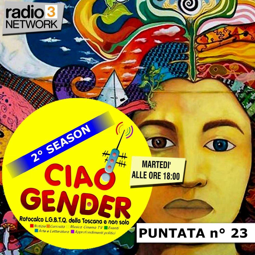 Ciao Gender – Stagione 2 – Puntata 23