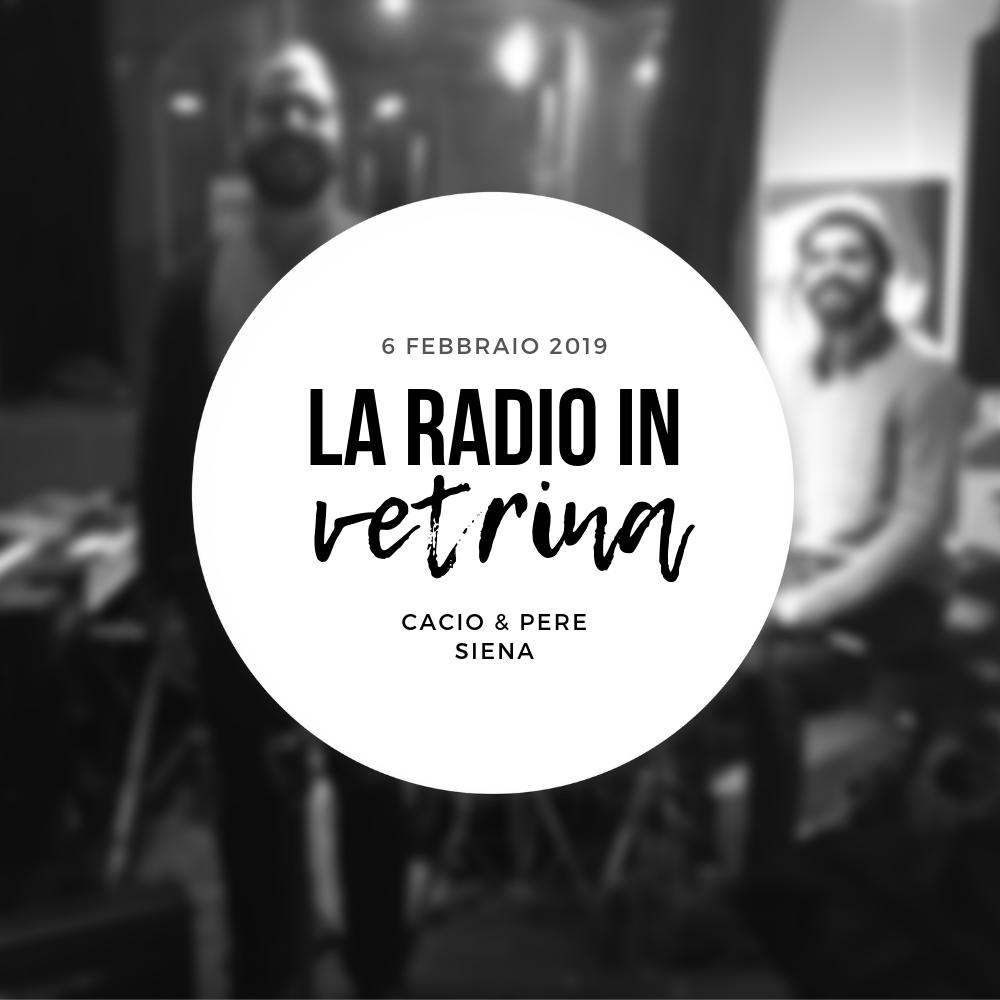 La Radio In Vetrina – Stagione 2 – Puntata 10 – 6 Febbraio 2019