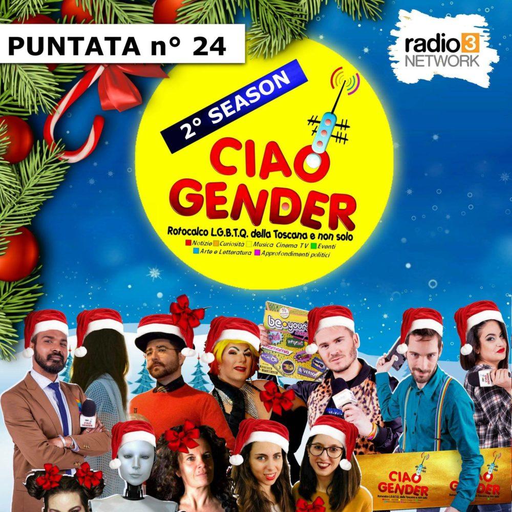 Ciao Gender – Stagione 2 – Puntata 24