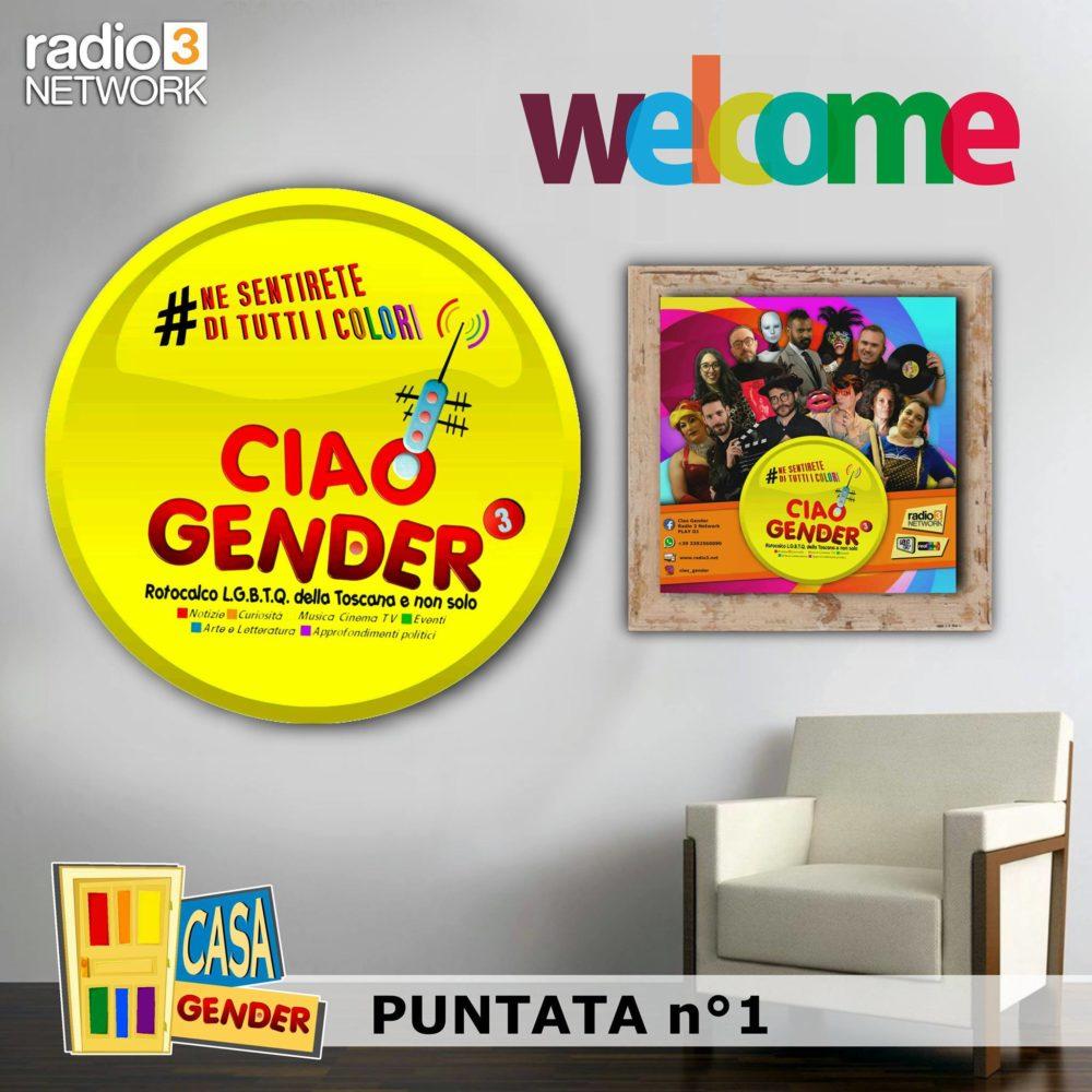 Ciao Gender – Stagione 3 – Puntata 1