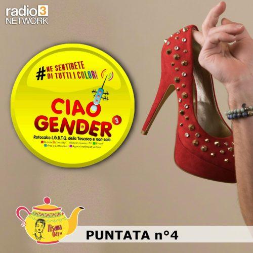 Ciao Gender – Stagione 3 – Puntata 4
