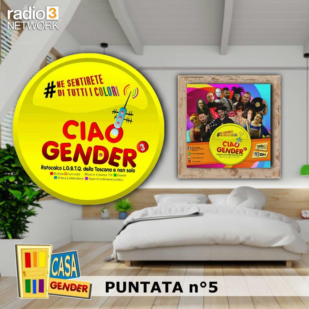Ciao Gender – Stagione 3 – Puntata 5