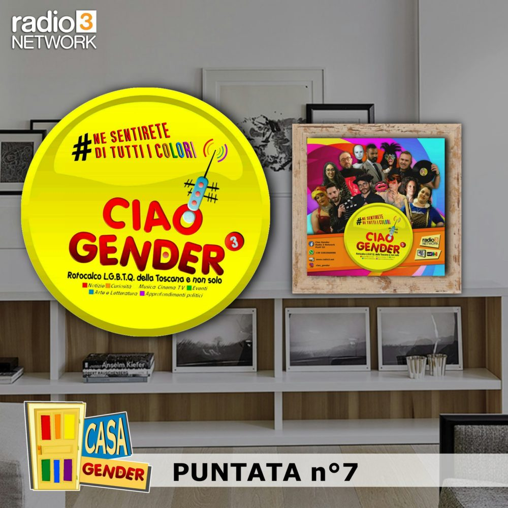 Ciao Gender – Stagione 3 – Puntata 7