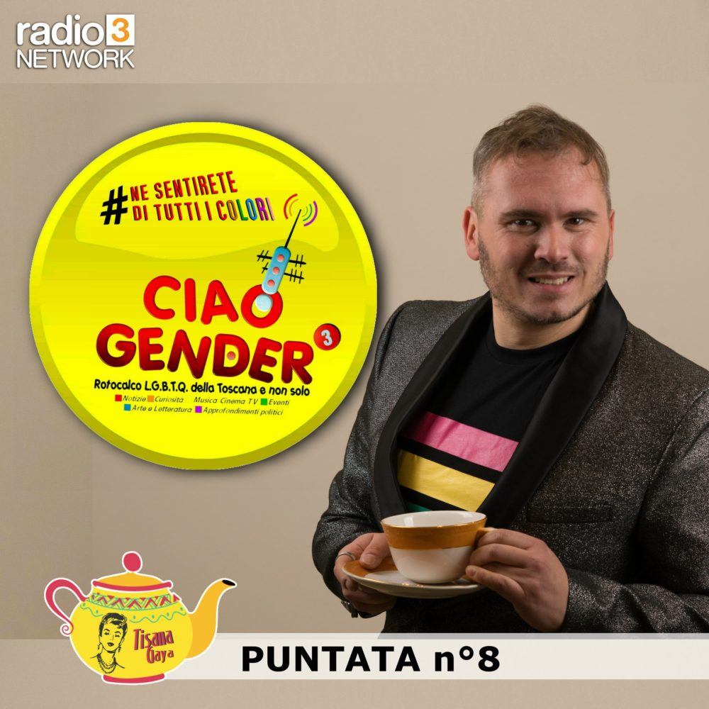 Ciao Gender – Stagione 3 – Puntata 8