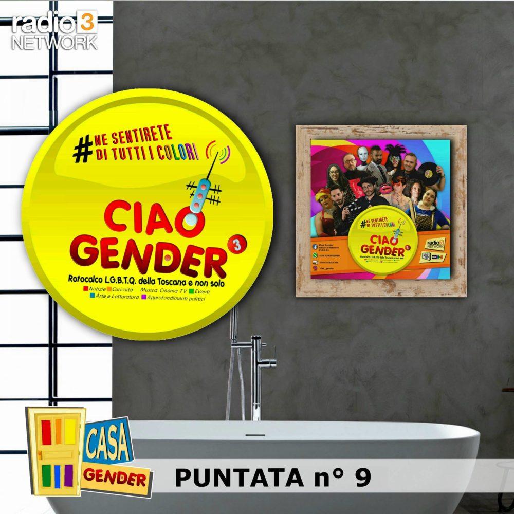 Ciao Gender – Stagione 3 – Puntata 9
