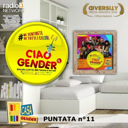 Ciao Gender – Stagione 3 – Puntata 11