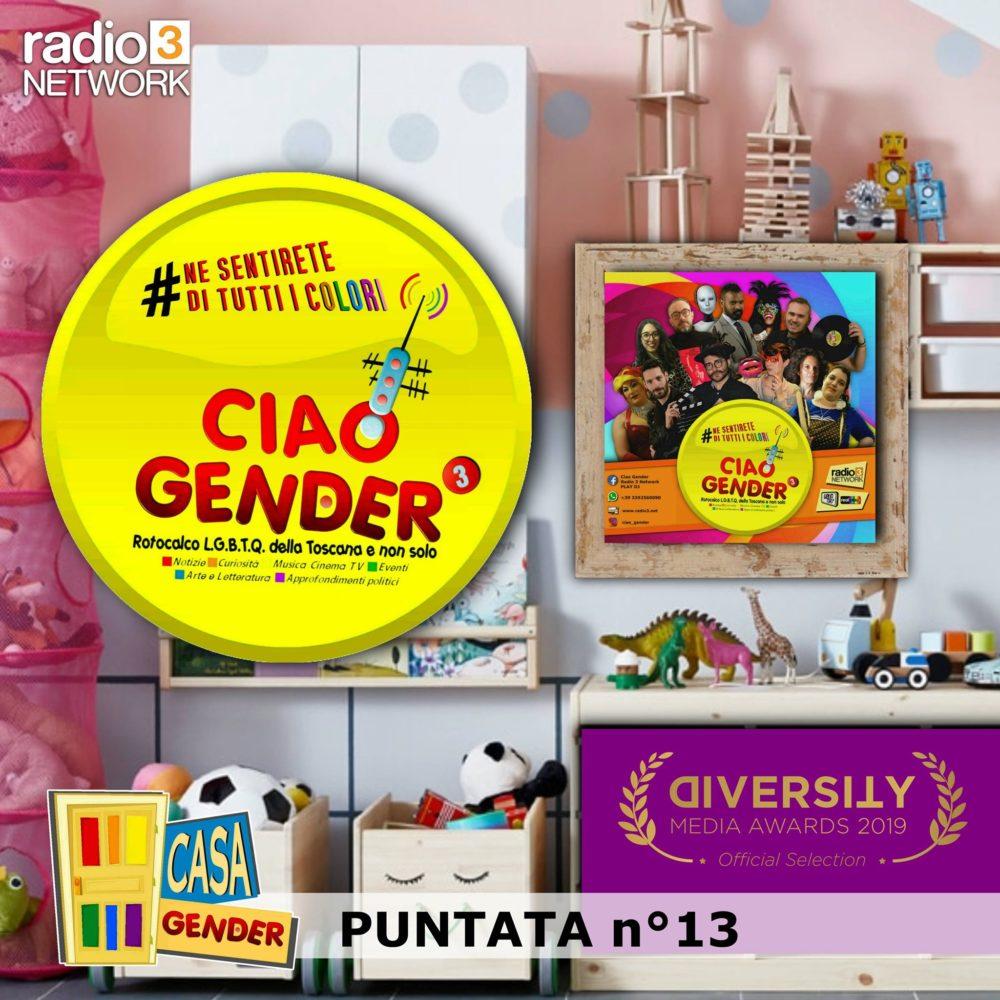 Ciao Gender – Stagione 3 – Puntata 13