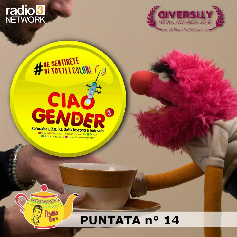 Ciao Gender – Stagione 3 – Puntata 14