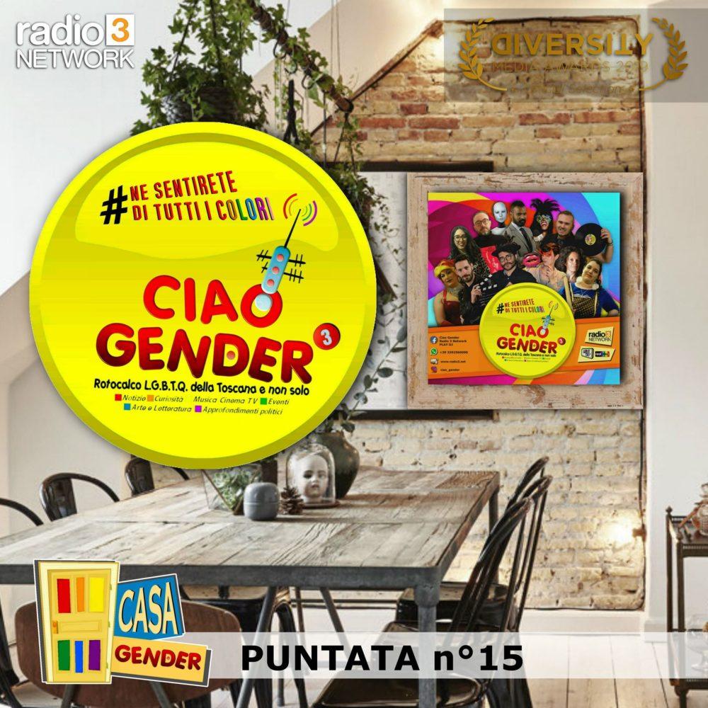 Ciao Gender – Stagione 3 – Puntata 15