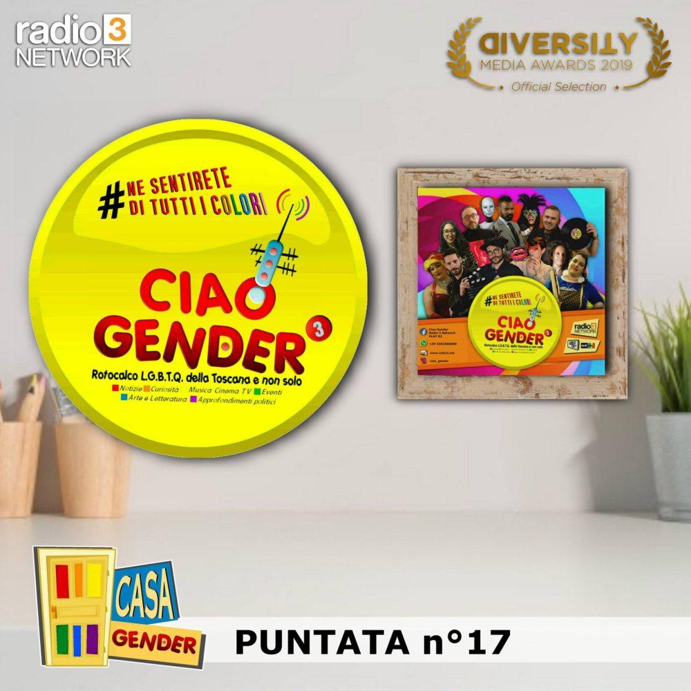 Ciao Gender – Stagione 3 – Puntata 17
