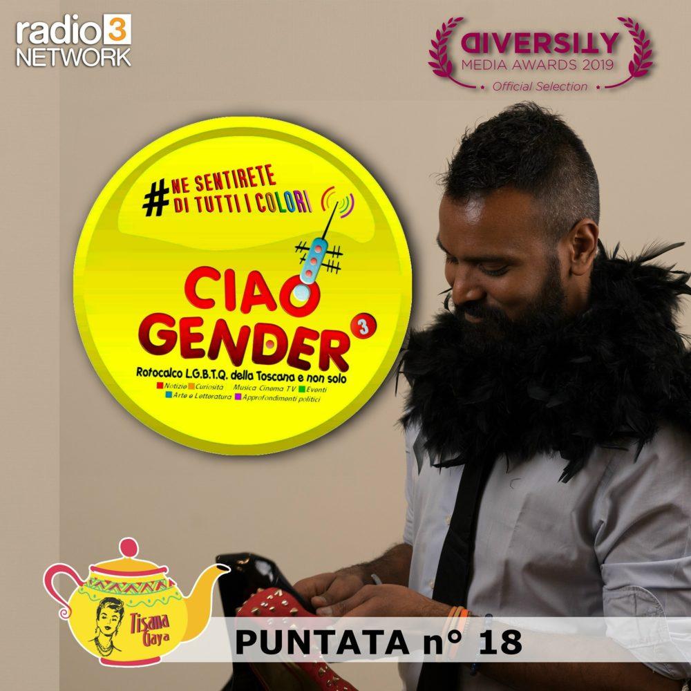 Ciao Gender – Stagione 3 – Puntata 18