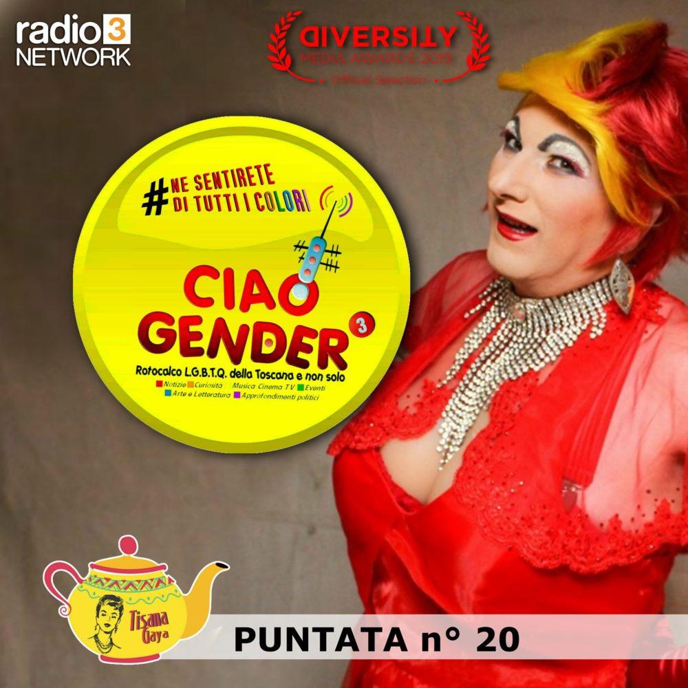 Ciao Gender – Stagione 3 – Puntata 20