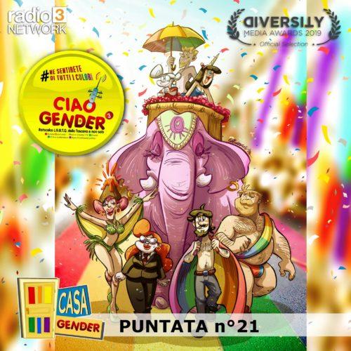 Ciao Gender – Stagione 3 – Puntata 21