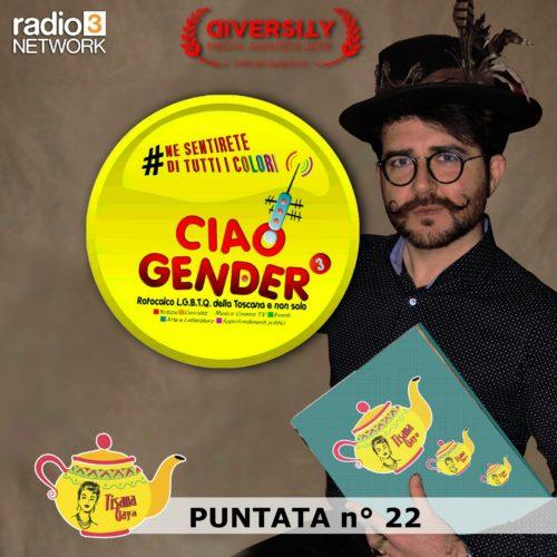 Ciao Gender – Stagione 3 – Puntata 22