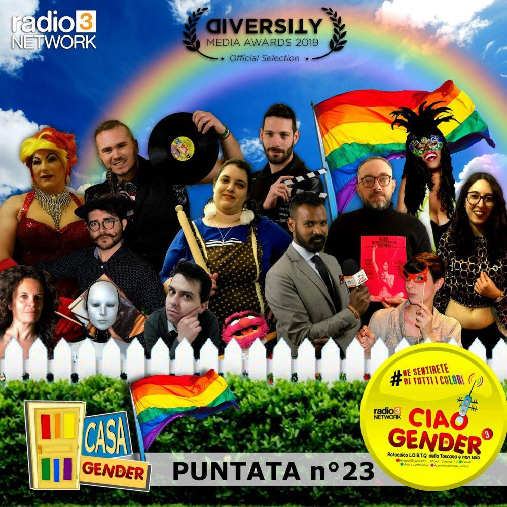 Ciao Gender – Stagione 3 – Puntata 23