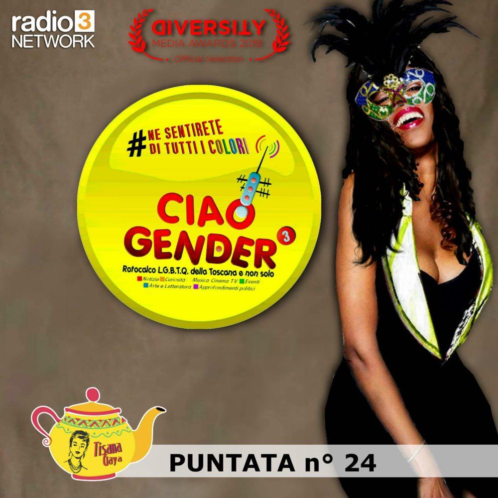 Ciao Gender – Stagione 3 – Puntata 24