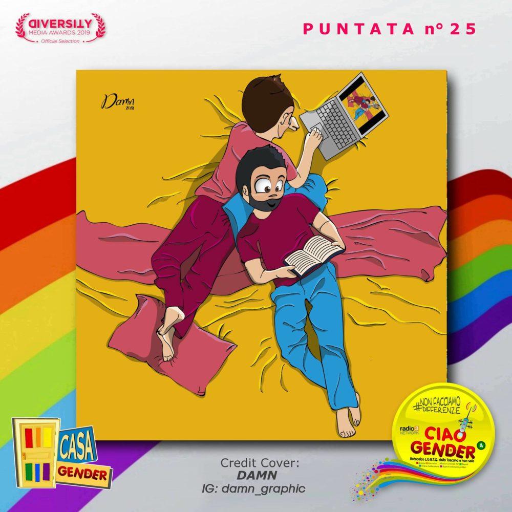 Ciao Gender – Stagione 4 – Puntata 25