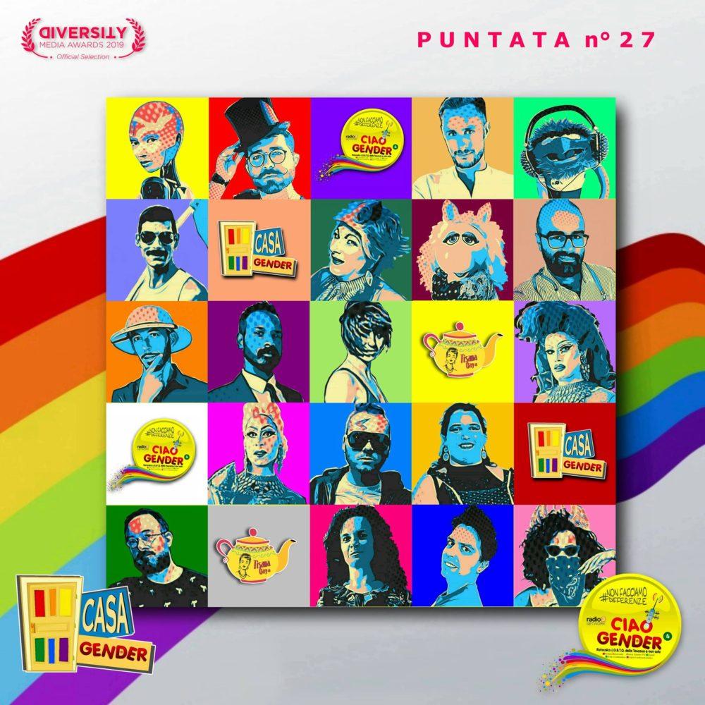 Ciao Gender – Stagione 4 – Puntata 27